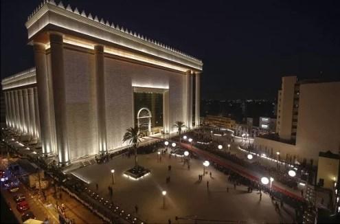 Templo de Salomon Sao Paulo