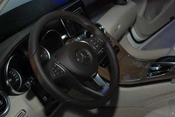 Clase C interior
