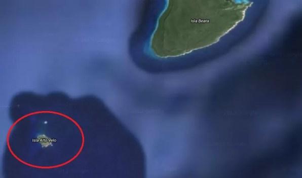 Isla de Alto Velo