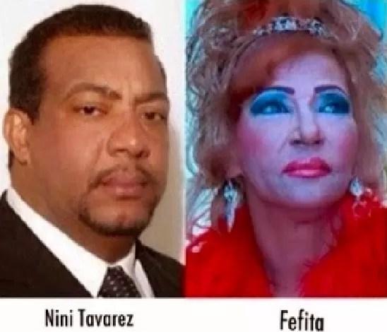 Fefita y Nini