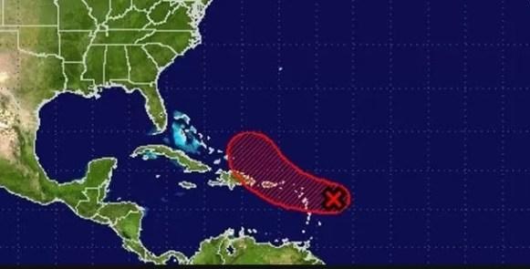 Tormenta Tropical Fay