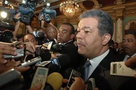 Leonel asegura se integrará a labores electorales del PLD cuando la campaña comience
