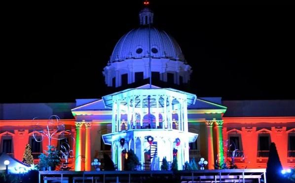 Palacio Nacional Navidad