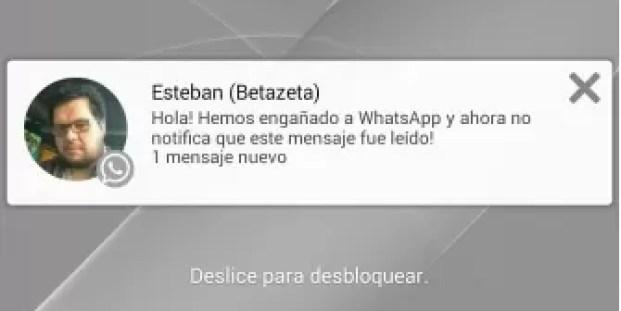Otras alternativas de cómo evitar el doble check azul en WhatsApp