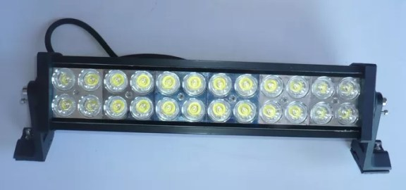 Barra de luces led