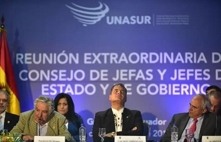 Unasur aprueba plan para establecer la libre movilidad de ciudadanos sudamericanos