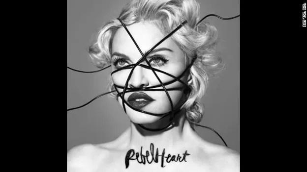 Madonna 'mueve' las redes con fotos alteradas de Mandela y Luther King Jr.