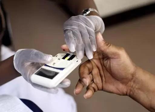 Examen sangre