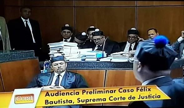 Felix Bautista y el Procurador
