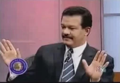 Video: La opinión de Leonel sobre Quirino en el año 2004