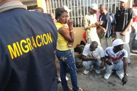 haitianos frontera