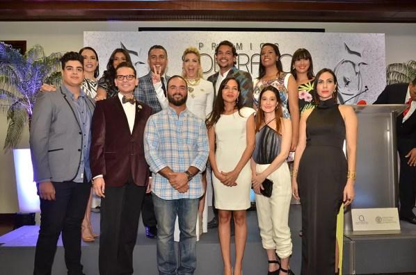 Alfombra Roja Premios Soberano 2015