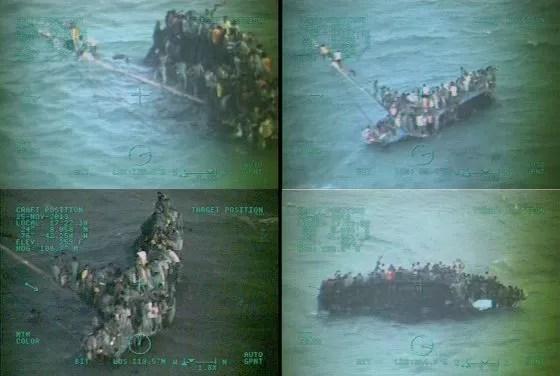 Mueren 21 haitianos en un naufragio; Martelly expresa pesar desde Panamá