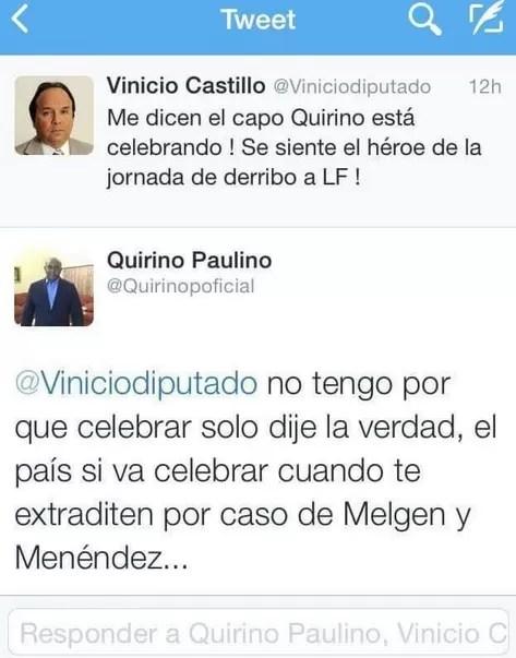 Vinicito y Quirino