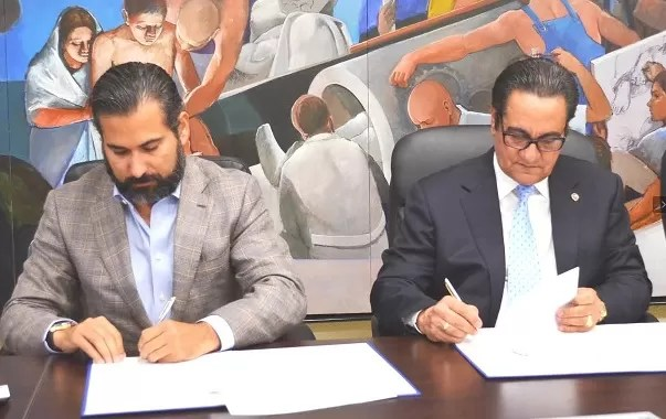 Acuerdo UASD Pollo Cibao
