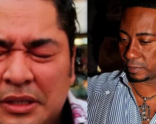 El Pacha y Anthony Santos