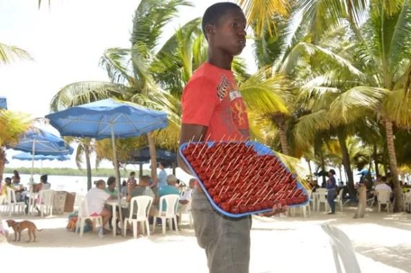 Palitos de coco