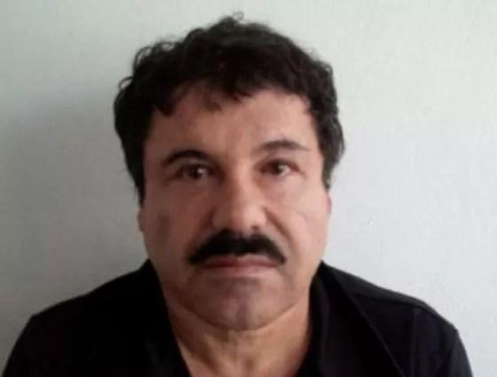 Joaquin Guzman Loera, 'El Chapo Guzman', en febrero de 2014. / AFP