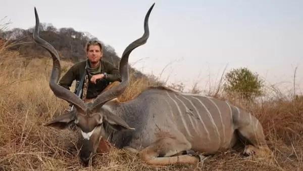Hijos de Trump, cazadores y enemigos de la vida salvaje.