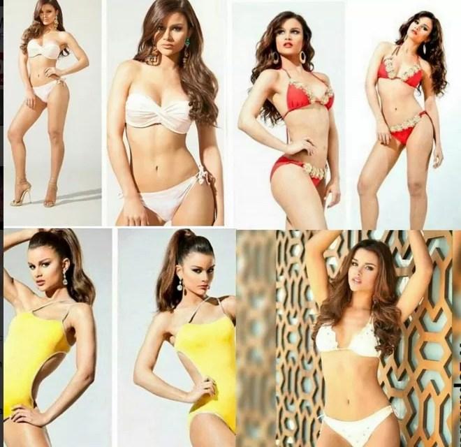 Clarisa Molina ganó anoche el certamen de Miss República Dominicana Universo