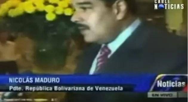 Maduro denuncia plan para asesinarlo con «anuencia» del gobierno colombiano