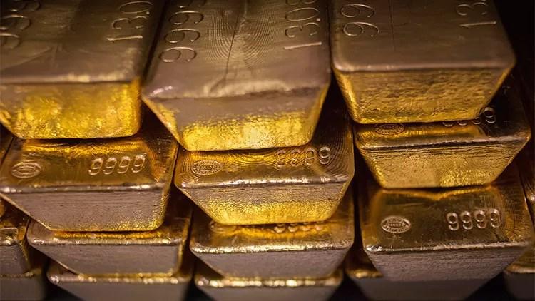Precio del oro sigue cayendo