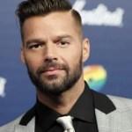 El nuevo rostro de Ricky Martin