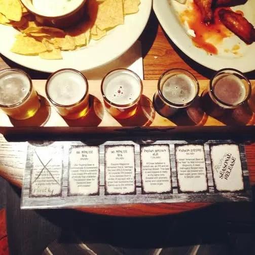 Varias cervezas