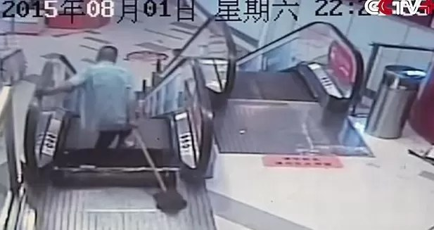 escaleras electricas china