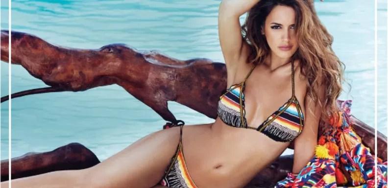 (Video) Marc Anthony fotografiando a Shannon De Lima para una nueva campaña de traje de baños