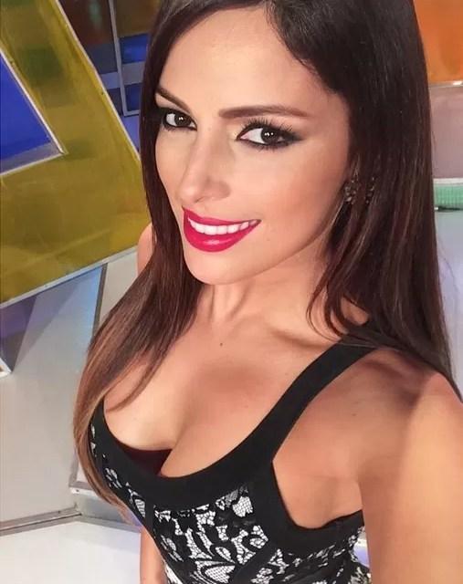 Ana Carmen León siempre saludable!