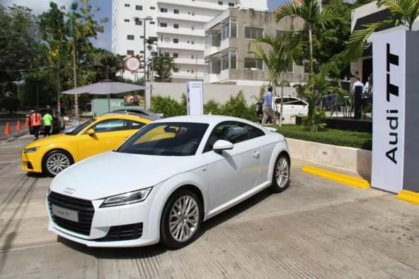 Audis TT