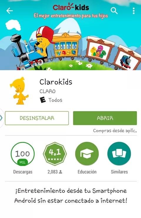 Claro Kids