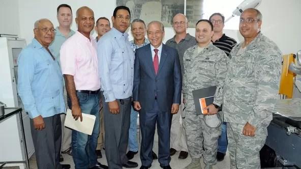 El Comando Sur Estados Unidos construirá cuatro unidades atención primaria