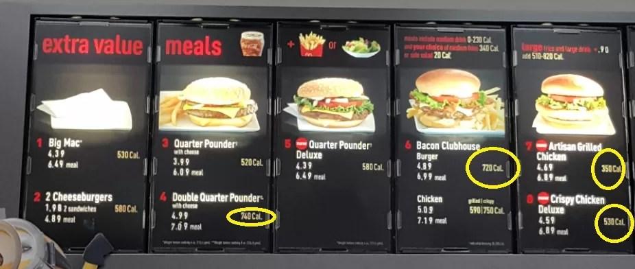 Nueva York, primera ciudad de EEUU en advertir en menús sobre alimentos muy salados
