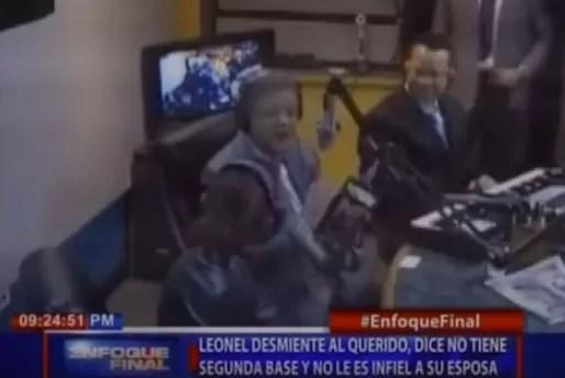 Video: Leonel Ferández niega tener una «Segunda base»