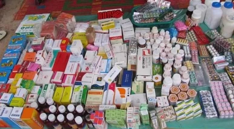 El mercado de los medicamentos ilegales supera los 1,500 millones de pesos al año