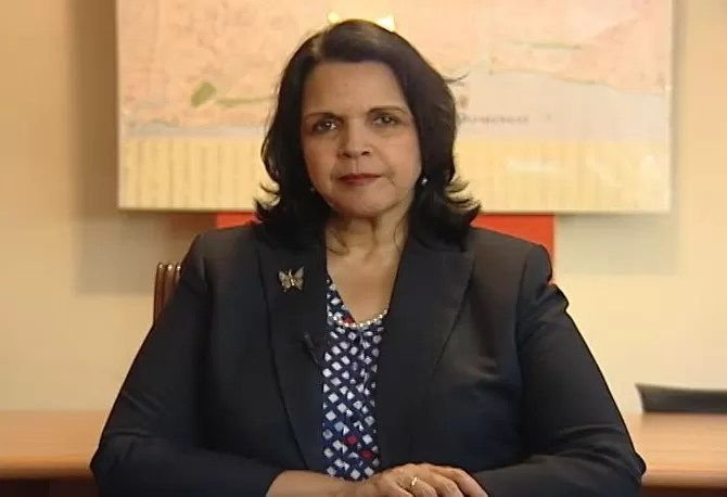 """Minou dice """"el procurador es la botella más cara del Estado dominicano»"""