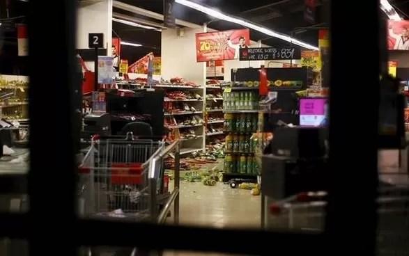 Ocho muertos por potente terremoto en Chile