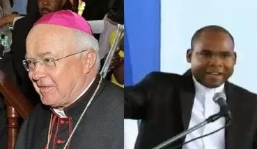 Diácono dominicano teme le pase lo mismo que a Wesolowki