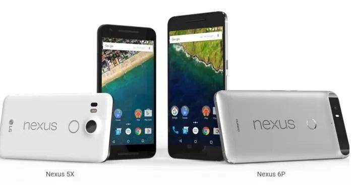 Google  con  nuevos teléfonos Nexus y nueva tableta