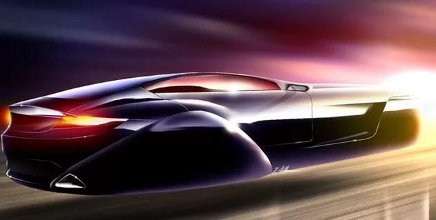 Revelan cómo será el futuro auto volador de Toyota