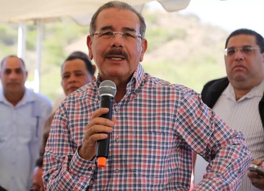 Danilo Medina está feliz por exaltación Sammy Sosa