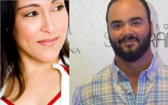 Edilenia y Giancarlo