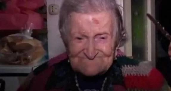 La mujer más vieja de Europa cumple 116 años gracias a sus tres huevos diarios
