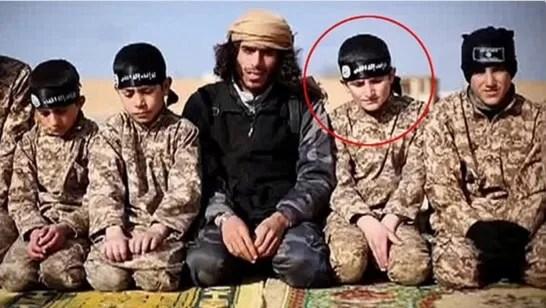 El  relato de un «cachorro del Estado Islámico»
