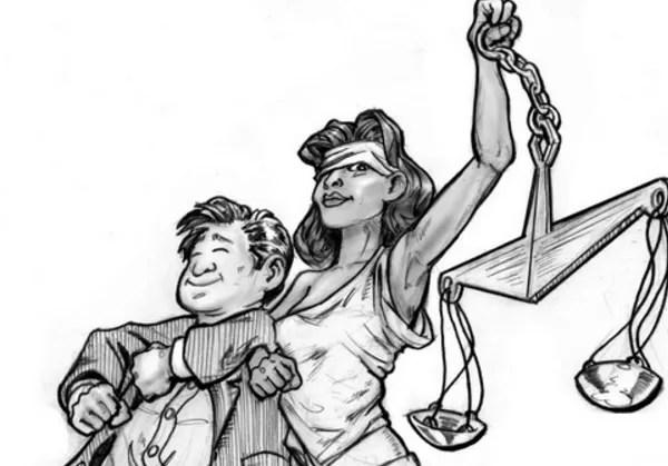 La Iglesia Católica indica que muchos jueces han vendido su alma al mejor postor