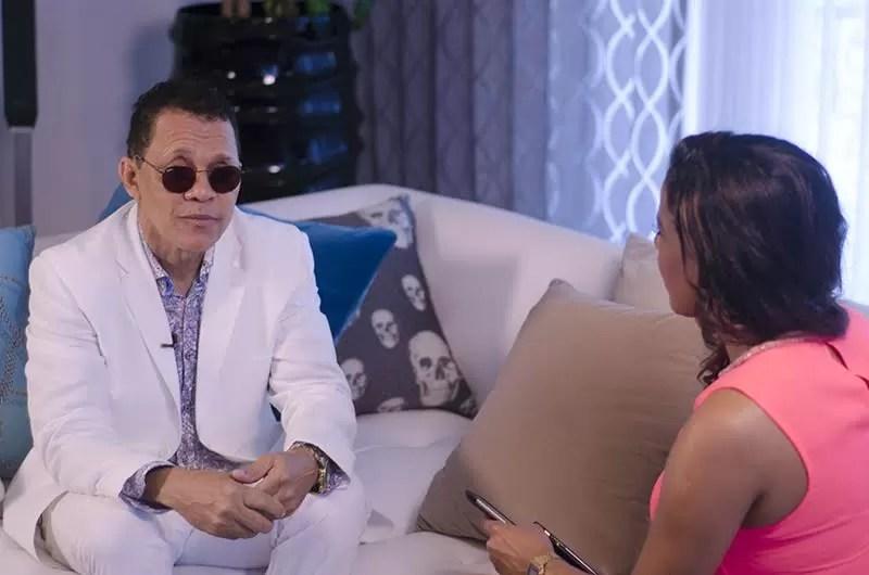 A Rafa Rosario  no le gustó la forma en que Toño se alejó de la familia