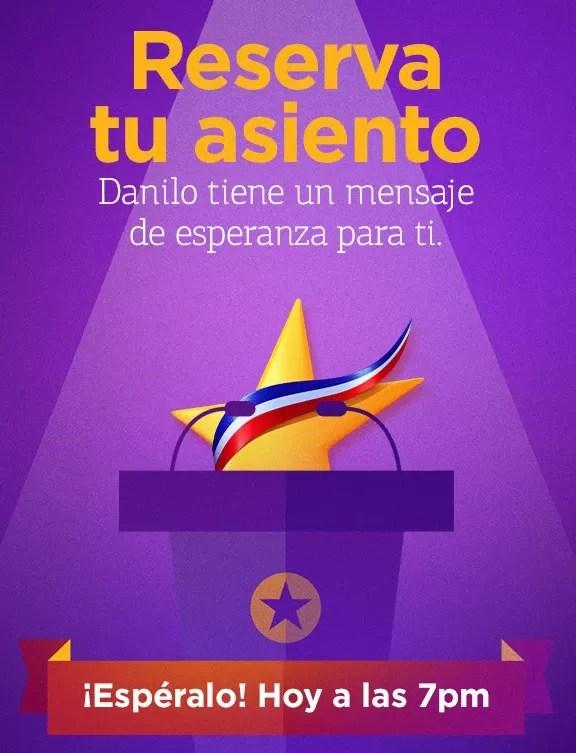 Danilo Medina hoy