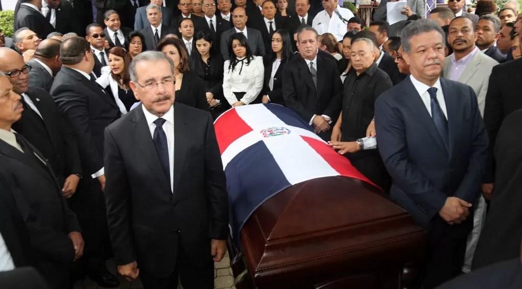 El PLD rinde tributo a Juan de los Santos